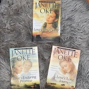 """Love Comes Softly"" Christian Book Series"